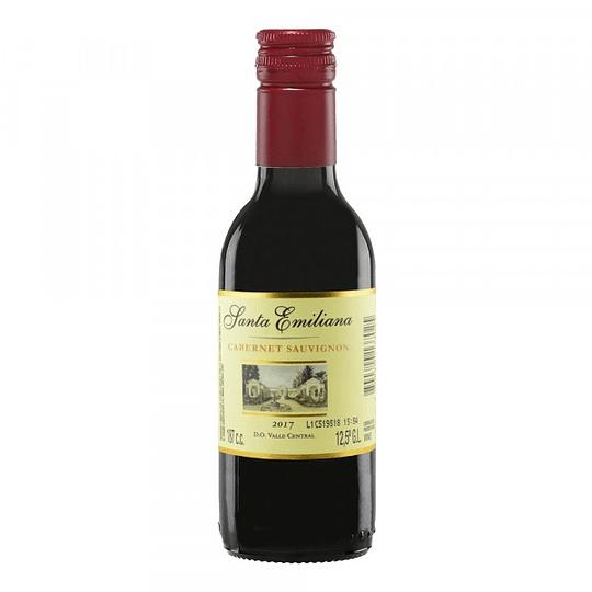 Vino Santa Emiliana Cabernet Sauvignon 187cc