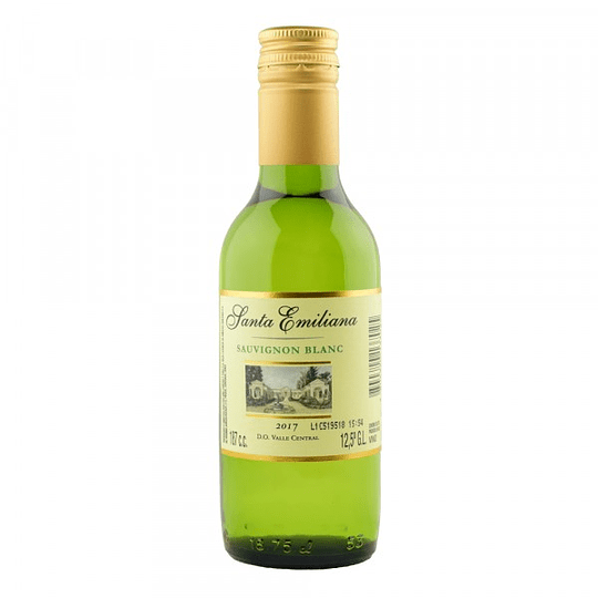 Vino Santa Emiliana Sauvignon Blanc 187cc