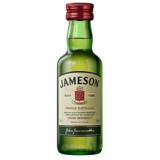 Pack 12x Whisky Jameson 40° Miniatura 50cc
