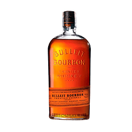 Whiskey Bulleit Bourbon 45° 750cc