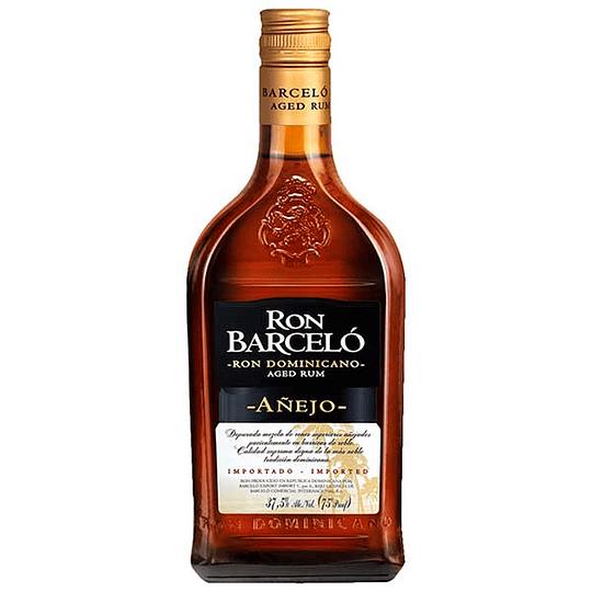 Ron Barceló Añejo 37,5° 350cc