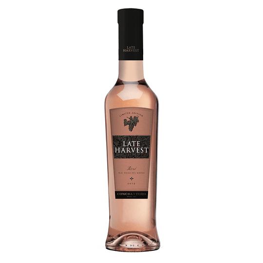 Vino Late Harvest Rosé Concha y Toro 375cc