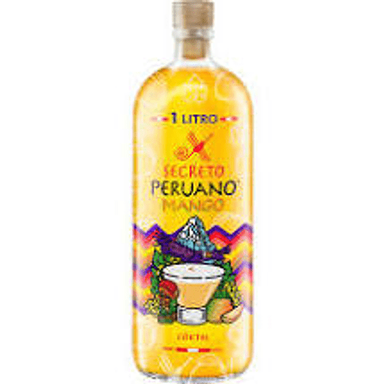 Coctel Secreto Peruano Mango Bot. 1L