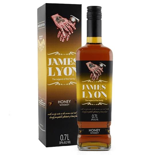 Whiskey James Lyon 40° Variedades 700cc