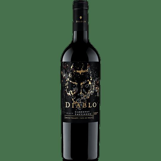 Vino Diablo Dark Black Cabernet Sauvignon 750cc
