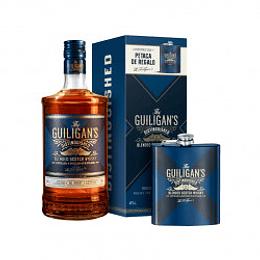 Pack Whisky The Guiligan's 750cc + Petaca de Regalo