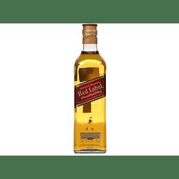 Whisky Johnnie Walker Red Label 40° Petaca 200cc