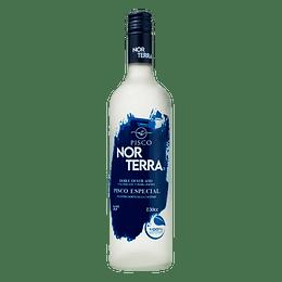 Pisco Norterra Doble Destilado Transparente 35° 1 Litro