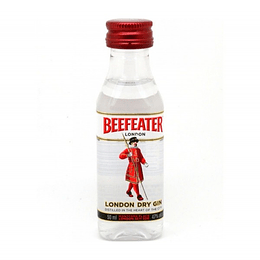 Pack 12x Gin Beefeater 40° Miniatura 50cc