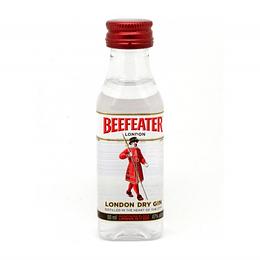 Gin Beefeater 40° Miniatura 50cc