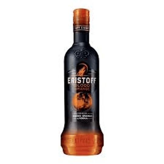 Vodka Eristoff Blood Orange 750cc