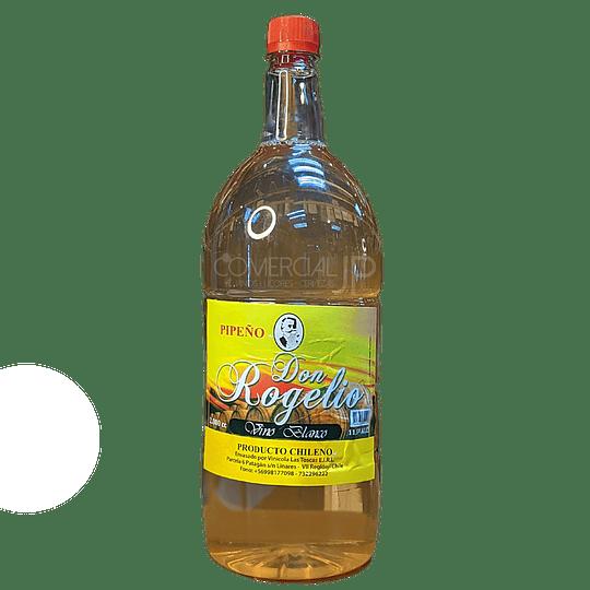 Vino Pipeño Don Rogelio 11,5° 2 Litros