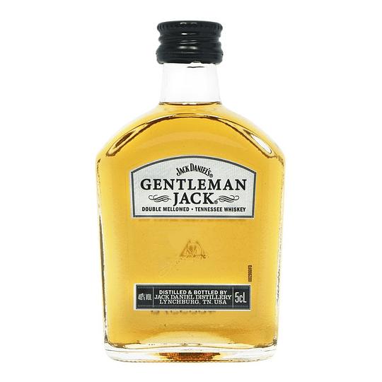 Whiskey Jack Daniels Gentleman 40° Miniatura 50cc