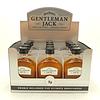 Pack 12x Whiskey Jack Daniels Gentleman 40° Miniatura 50cc