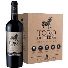 Caja 6x Vinos Toro de Piedra Gran Reserva Variedades 750cc