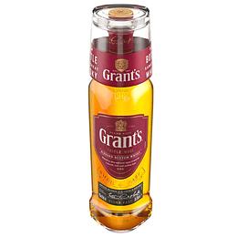 Pack Whisky Grants Family Reserve 6 Años 1 Litro + 1 Vaso