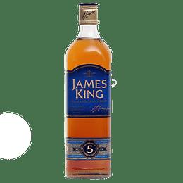 Whisky James King 5 Años 40° 750cc