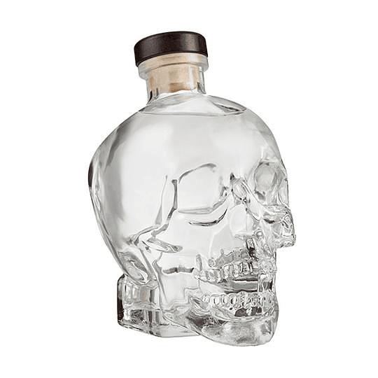Vodka Crystal Head Calavera 40° 1 Litro
