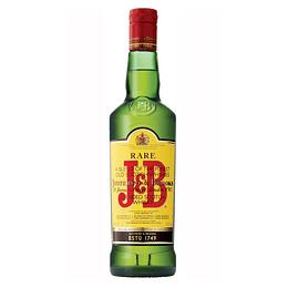 Whisky J&B 6 Años 750cc