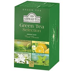 Teabag Ahmad Green Selection