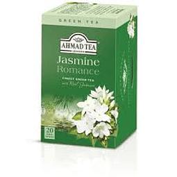 Teabag Ahmad Jasmine - Green Tea
