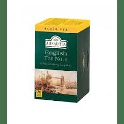 Teabag Ahmad English Tea n° 1