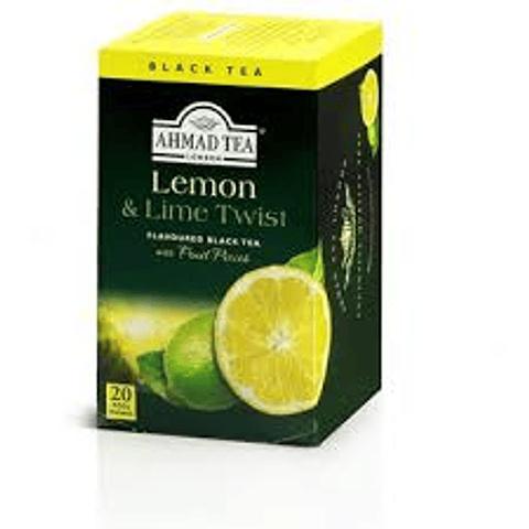 Teabag Ahmad Lemon & Lime