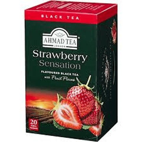 Teabag Ahmad Strawberry