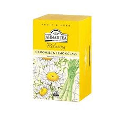 Teabag Ahmad Camomille & Lemongrass
