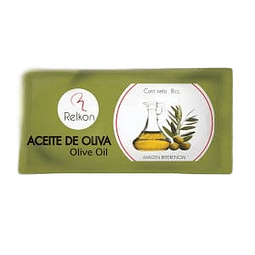 Aceite de Oliva Sachet Relkon