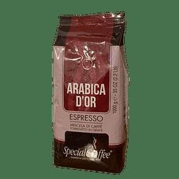 Café en Grano Special Arábica D'Or 1 Kg.