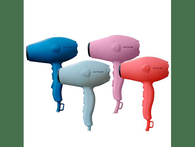 Secador CORIOLISS profesional de Colores Matte