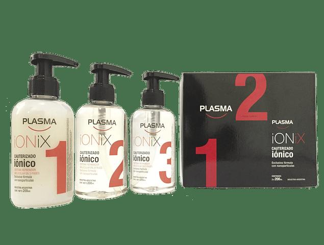 Plasma Ionix Formato Profesional