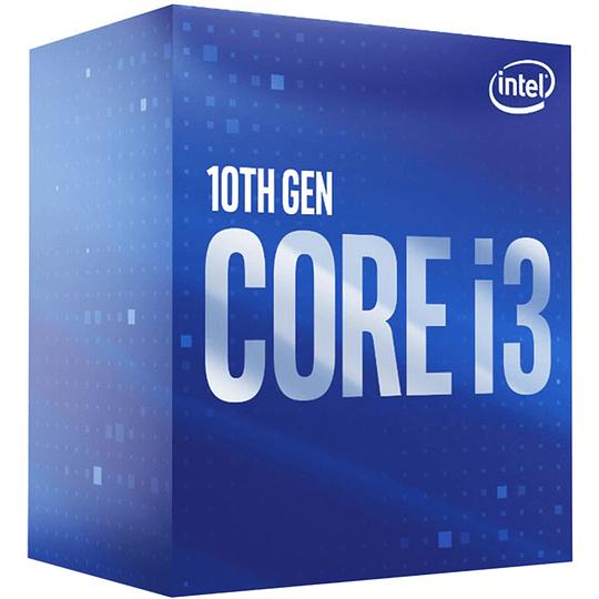 Pc Gamer   Intel I3 10100F + H410 + 16GB Fury + SSD 480GB + GTX 1660 Super