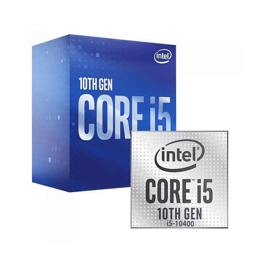 Pc Gamer | Intel I5 10400F + B460 + 16GB FURY + SSD 1TB M.2 + RTX 2060
