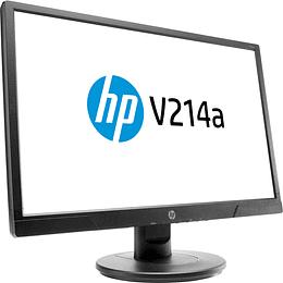 """Monitor HP 21"""" V214a, FHD (1920 x 1080 a 60 Hz) HDMI, VGA, Dos Altavoces"""
