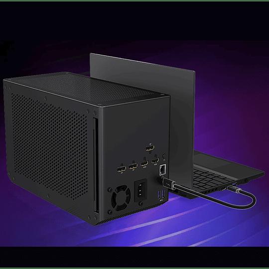 Tarjeta Grafica Externa eGPU - AORUS RTX 3090 GAMING BOX 24GB GDDR6X