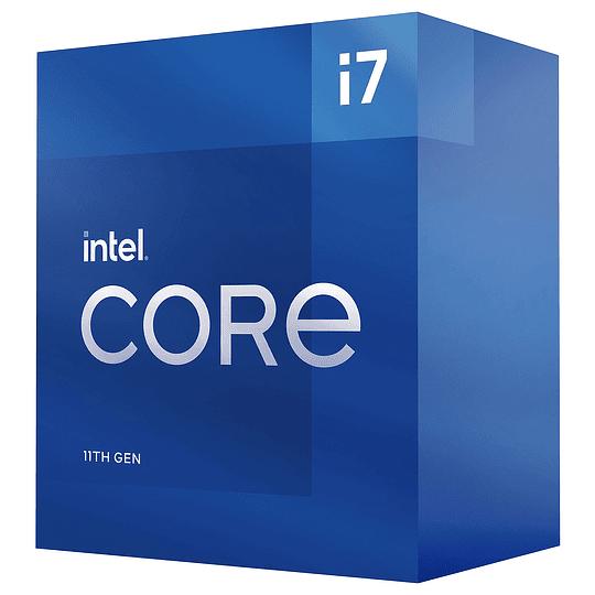 PC Armado   Intel i7 11700 8-core + B560 WIFI + 16GB DDR4 + SSD 1TB M.2