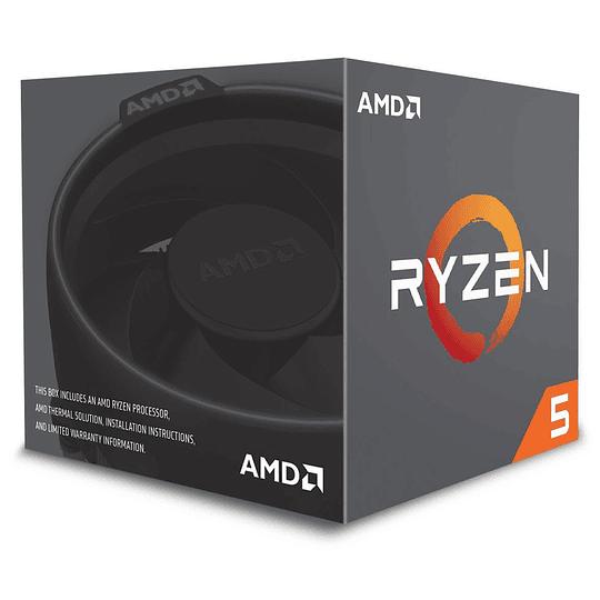 Pc Gamer Amd Ryzen 5 3600 + A320 + 16GB Fury + SSD 1TB + GT 710 1GB DDR5