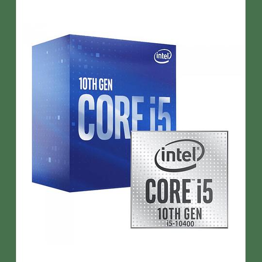 Pc Gamer   Intel I5 10400F + H410 + RAM 8GB + SSD 480GB + GTX 1650 4GB