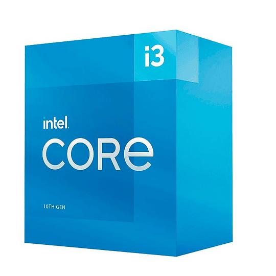 Mini Pc Armado Slim | Intel i3 10105 4-core + H410 + 8GB DDR4 + SSD 480GB