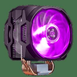 Ventilador Cpu Cooler Master MA610P 2x FAN RGB - Intel / Amd