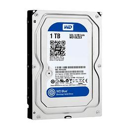 """Disco Duro Interno HDD 1TB 3.5"""" WD BLUE, 7200 RPM, SATA 6Gb/s 64MB Cache"""