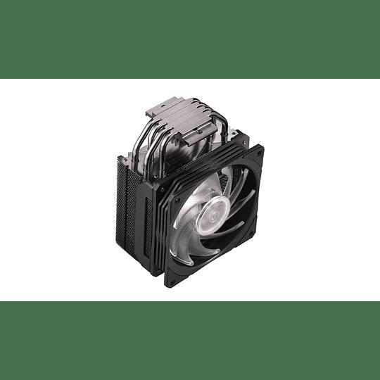 Ventilador CPU Cooler Master Hyper 212 RGB Black Edition Air / AMD - INTEL