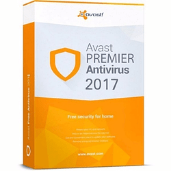 Avast Premier Antivirus Full 2017 1 Pc Licencia 5 Años