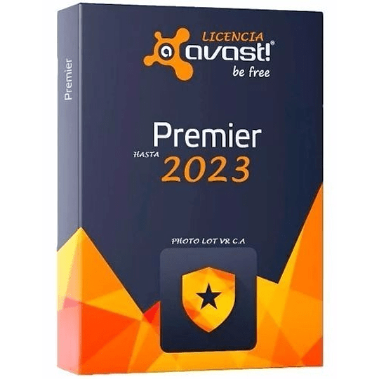 Avast Premier Antivirus Full 2017 1 Pc Licencia 5 Años - Image 2