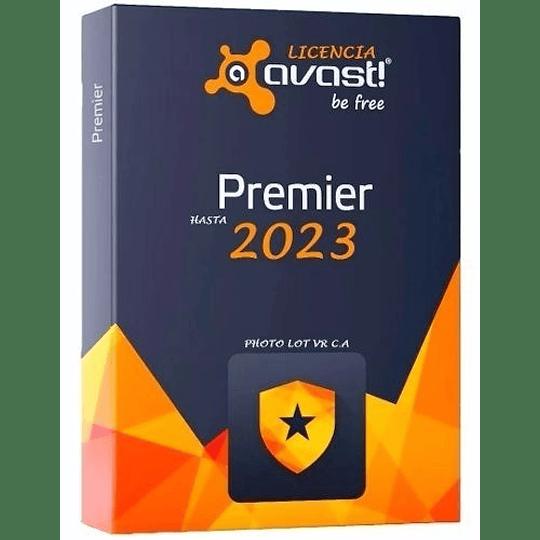 Avast Premier Antivirus Full 2017 1 Pc Licencia 1 Año - Image 2