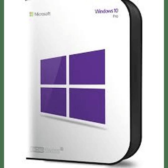 Windows 10 Pro Licencia Original 32/64 Bits Permanente Multilenguaje - Image 2
