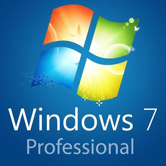 Windows 7 Professional 32/64 Bits Licencia Original Permanente Multilenguaje - Image 2
