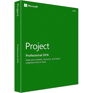 Microsoft Project 2016 Professional Original